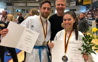 Baris, Trainer Ralf und Aleyna