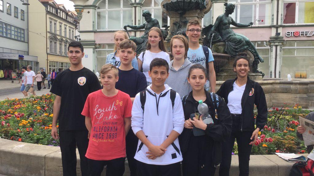 Deutsche Meisterschaft der Jugend und Junioren 2018 in Erfurt/Thüringen