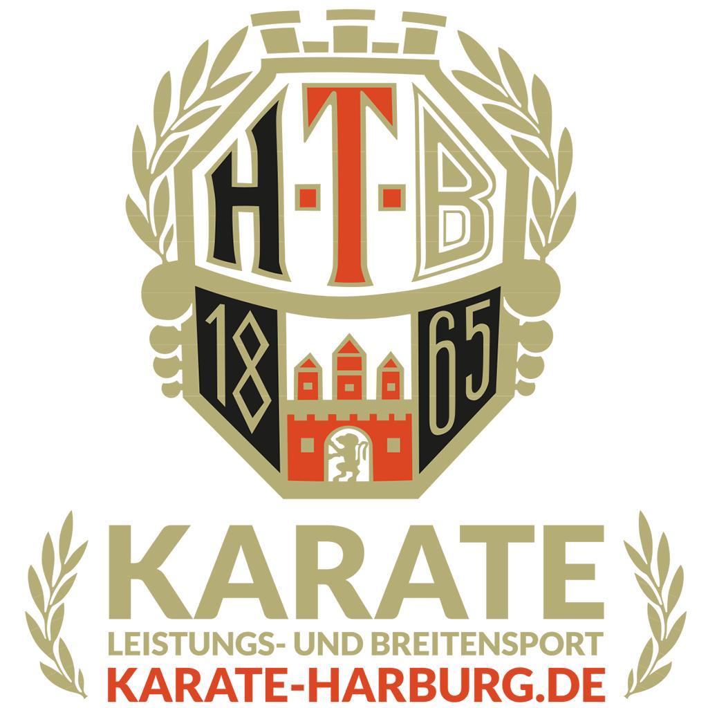 Karate im HTB – Hamburg Logo