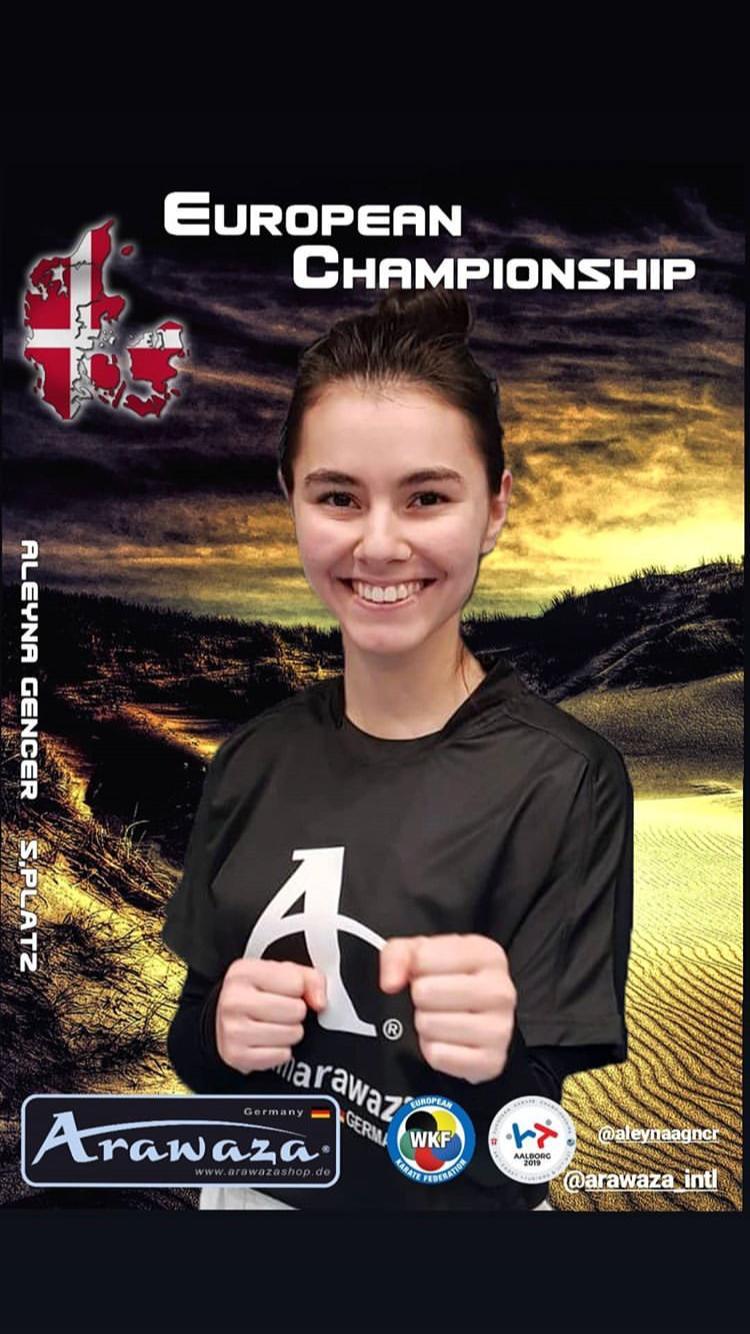 46th EKF Junior & Cadet and U21 Championships - Aalborg - Denmark