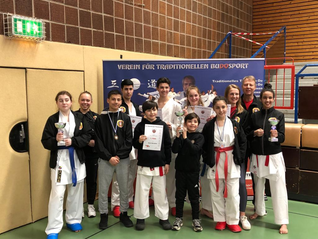Der Oldenburger Stadtpokal ging an das Karate Team HTB