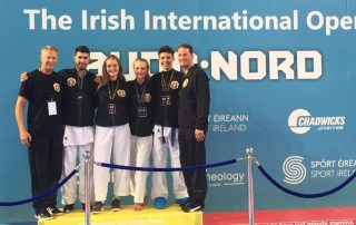 irish international open karate harburg