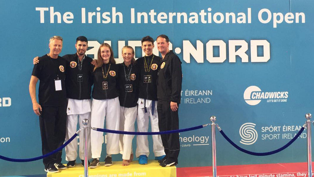 Irish International Open 2019 Sieger in Dublin / Irland