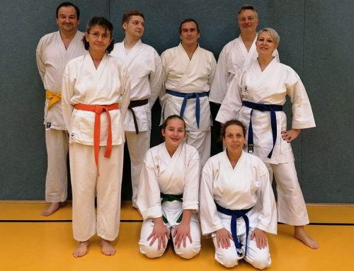 Für Karate ist man nie zu alt – Fit und gesund durch Karate