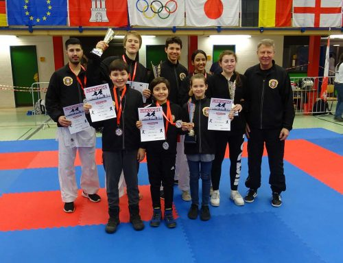 Hamburg Open Sieger 2020 – Karate Team HTB