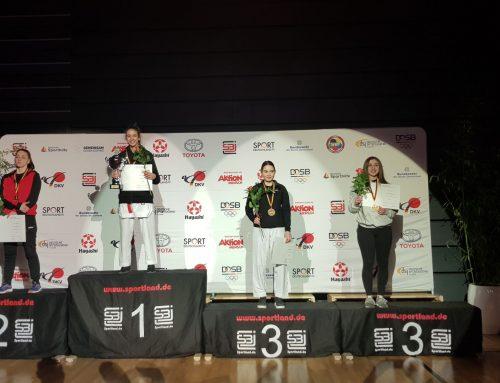 Deutsche Karate Meisterschaften der Leistungsklasse 2020