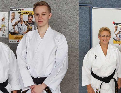 Karate als Ferienprogramm im Rahmen der Deutschen Meisterschaft 2020