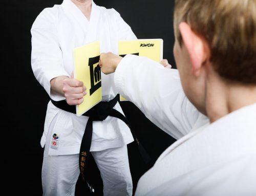 "Karate Training im ""Home Dojo"" – Mittwoch Woche 5"