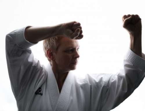 "Karate Training im ""Home Dojo"" – Mittwoch Woche 1"